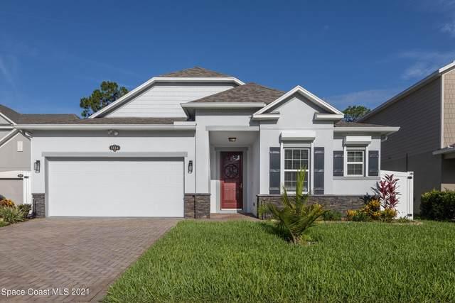 5664 Reagan Avenue, Titusville, FL 32780 (MLS #909490) :: Blue Marlin Real Estate