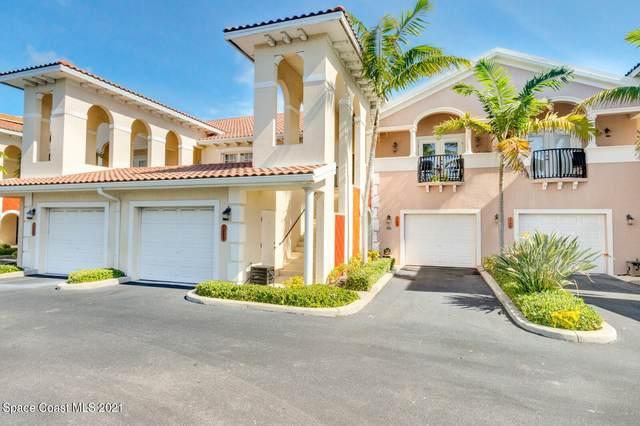 129 Lancha Circle #203, Satellite Beach, FL 32937 (MLS #909504) :: Keller Williams Realty Brevard