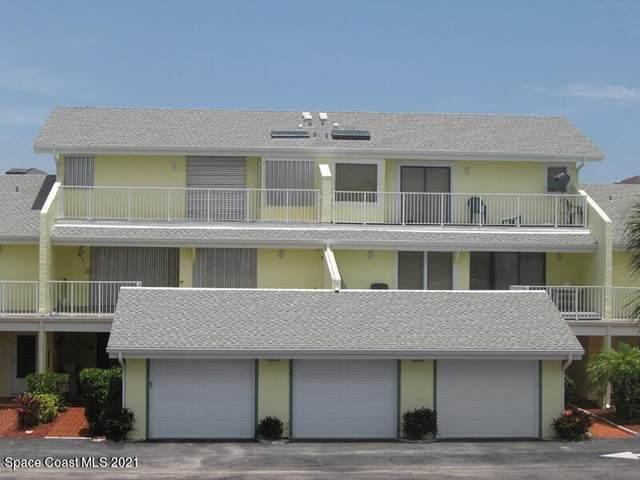 105 La Costa Street 5C, Melbourne Beach, FL 32951 (MLS #909518) :: Keller Williams Realty Brevard
