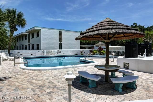 8401 N Atlantic Avenue A16, Cape Canaveral, FL 32920 (MLS #909554) :: Keller Williams Realty Brevard