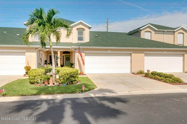 807 Veronica Court, Indian Harbour Beach, FL 32937 (MLS #909596) :: Premium Properties Real Estate Services