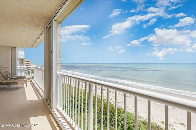 2075 Highway A1a #2501, Indian Harbour Beach, FL 32937 (#909600) :: The Reynolds Team | Compass