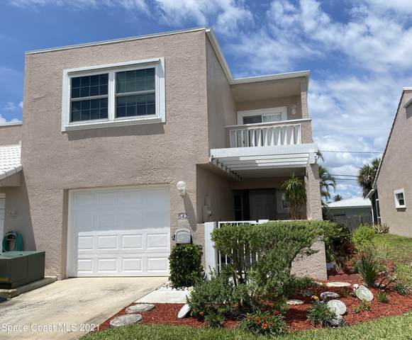 542 Majorca Court, Satellite Beach, FL 32937 (MLS #909606) :: Blue Marlin Real Estate