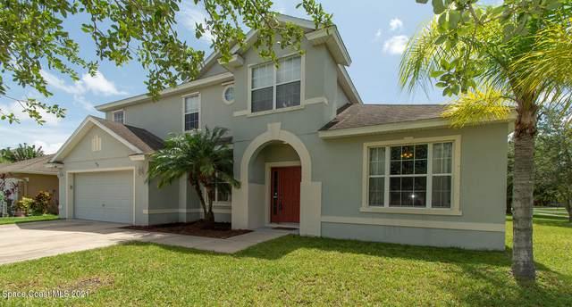 250 Wading Bird Circle SW, Palm Bay, FL 32908 (MLS #909612) :: Blue Marlin Real Estate