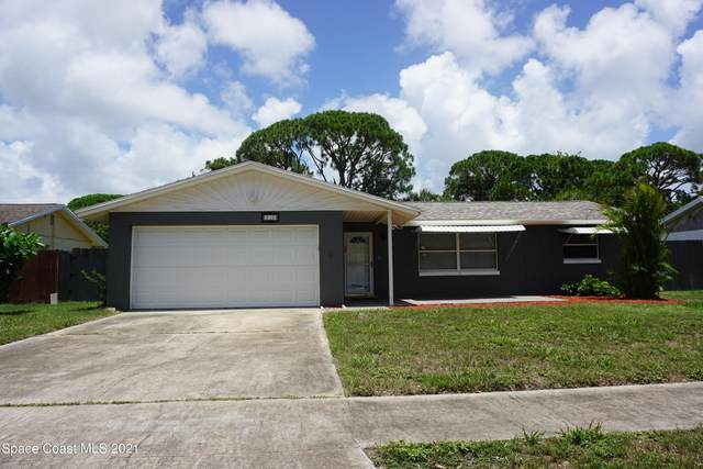 210 Maureen Avenue, Merritt Island, FL 32953 (MLS #909615) :: Keller Williams Realty Brevard