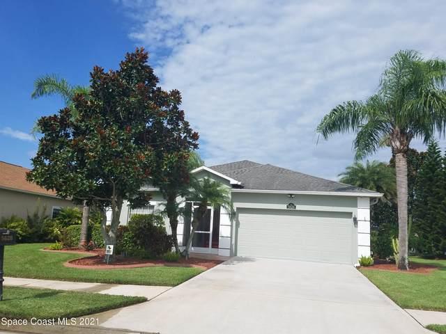 5628 Duskywing Drive, Rockledge, FL 32955 (MLS #909628) :: Blue Marlin Real Estate