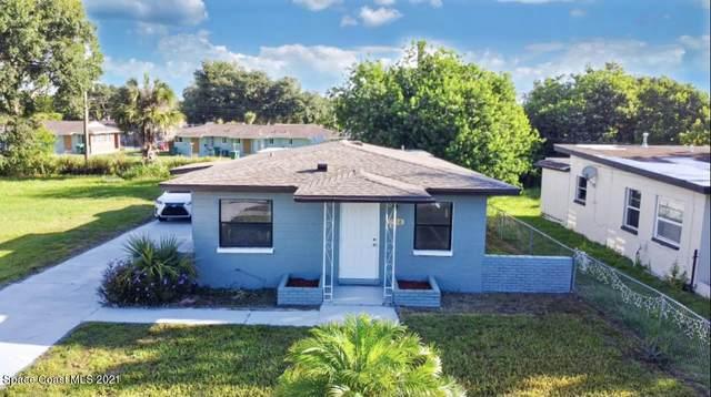 1106 Grove Avenue, Cocoa, FL 32922 (MLS #909638) :: Blue Marlin Real Estate