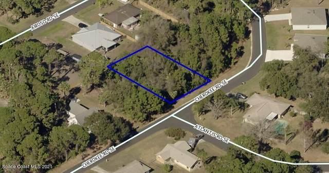 1102 Cherokee Road SE, Palm Bay, FL 32909 (MLS #909658) :: Engel & Voelkers Melbourne Central
