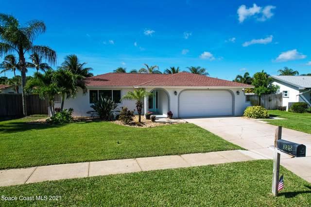 325 Lynn Avenue, Satellite Beach, FL 32937 (MLS #909663) :: Premium Properties Real Estate Services