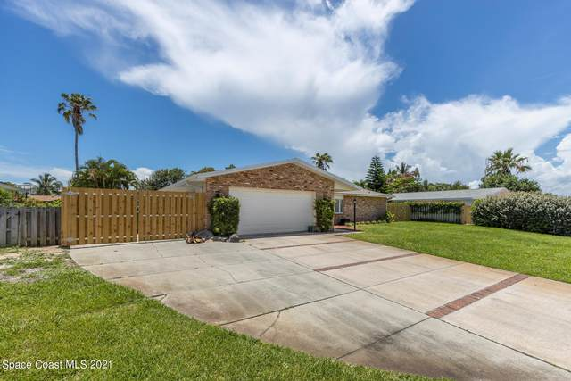 401 Riverview Lane, Melbourne Beach, FL 32951 (MLS #909665) :: Blue Marlin Real Estate