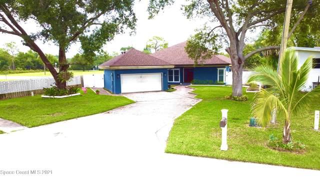 1199 Pineapple Avenue NE, Palm Bay, FL 32905 (MLS #909670) :: Blue Marlin Real Estate