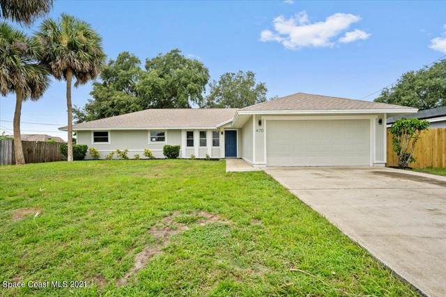 470 Georges Avenue NE, Palm Bay, FL 32907 (MLS #909696) :: Blue Marlin Real Estate