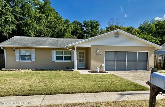 2335 Florida Avenue, Titusville, FL 32796 (MLS #909711) :: Blue Marlin Real Estate