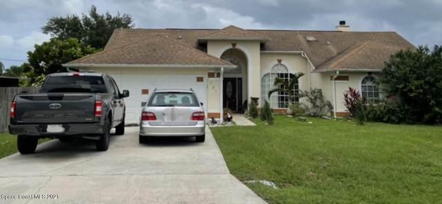 751 Becker Avenue NE, Palm Bay, FL 32905 (MLS #909719) :: Premium Properties Real Estate Services