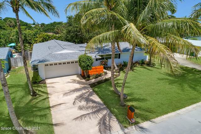 1212 Pawnee Terrace, Indian Harbour Beach, FL 32937 (MLS #909724) :: Premium Properties Real Estate Services