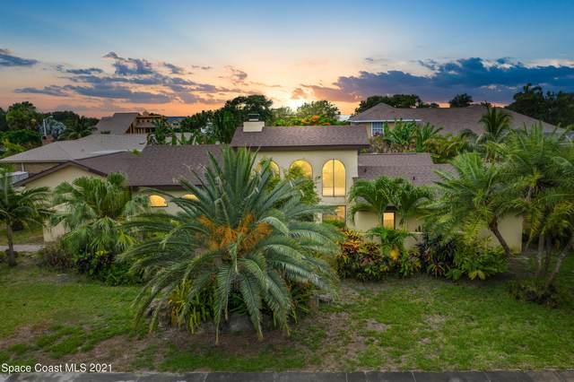 515 N River Oaks Drive, Indialantic, FL 32903 (MLS #909738) :: Keller Williams Realty Brevard