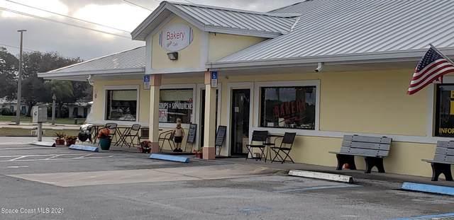 307 Barefoot Boulevard #103, Barefoot Bay, FL 32976 (MLS #909742) :: Blue Marlin Real Estate