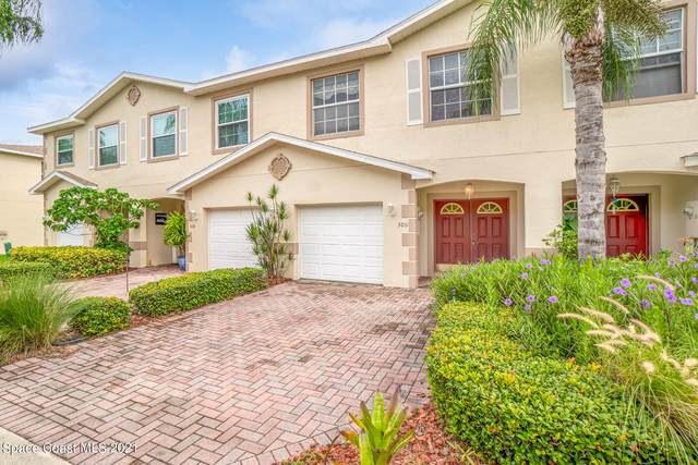 306 King Neptune Lane B-4, Cape Canaveral, FL 32920 (MLS #909776) :: Blue Marlin Real Estate