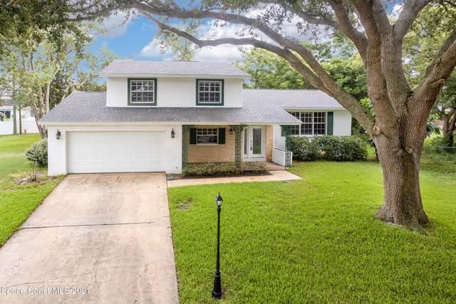 2645 Driftwood Drive, Titusville, FL 32780 (MLS #909800) :: Premium Properties Real Estate Services