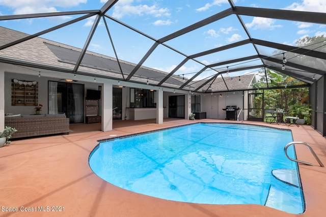 1225 Golden Pond Lane, Rockledge, FL 32955 (MLS #909803) :: Blue Marlin Real Estate