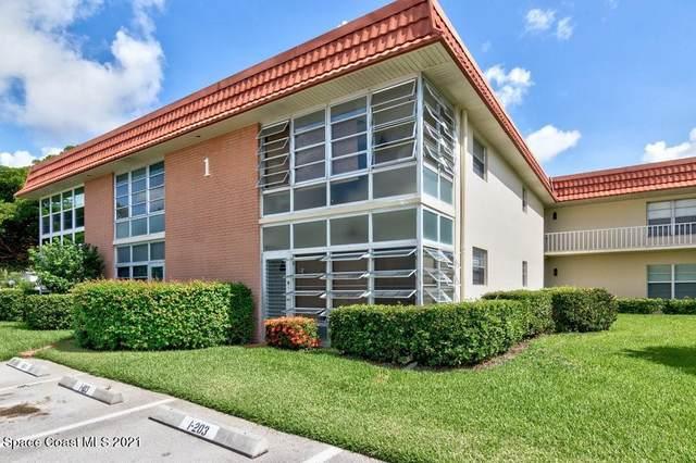 1 Vista Palm Lane #103, Vero Beach, FL 32962 (MLS #909805) :: Engel & Voelkers Melbourne Central