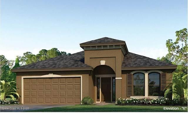 4117 Broomsedge Circle, West Melbourne, FL 32904 (MLS #909815) :: Blue Marlin Real Estate