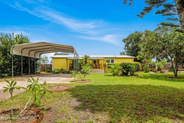 549 Nicklaus Circle, Cocoa, FL 32927 (MLS #909847) :: Premium Properties Real Estate Services