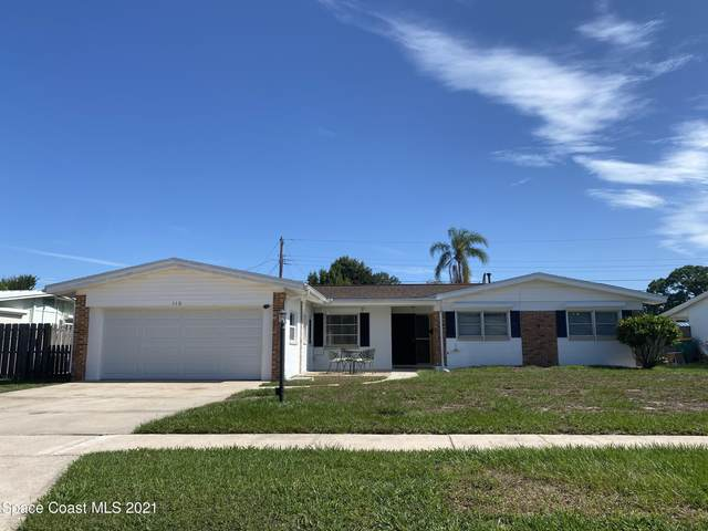 110 Carib Drive, Merritt Island, FL 32952 (MLS #909858) :: Premium Properties Real Estate Services