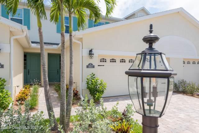 1017 Steven Patrick Avenue, Indian Harbour Beach, FL 32937 (MLS #909862) :: Premium Properties Real Estate Services