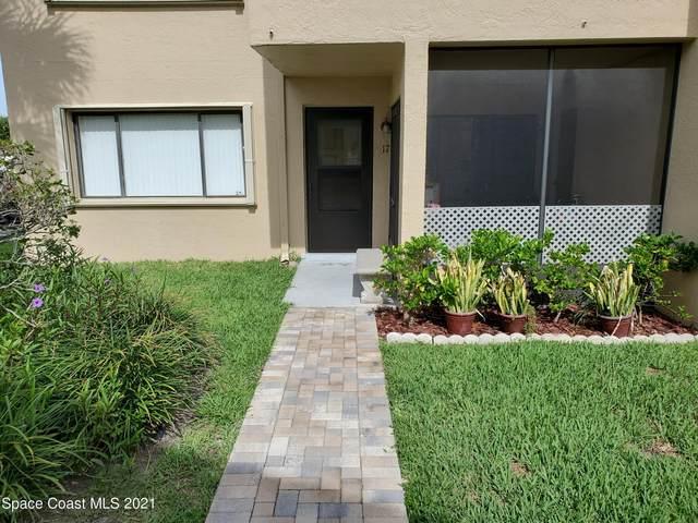 1145 N Shannon Avenue #17, Indialantic, FL 32903 (MLS #909866) :: Keller Williams Realty Brevard