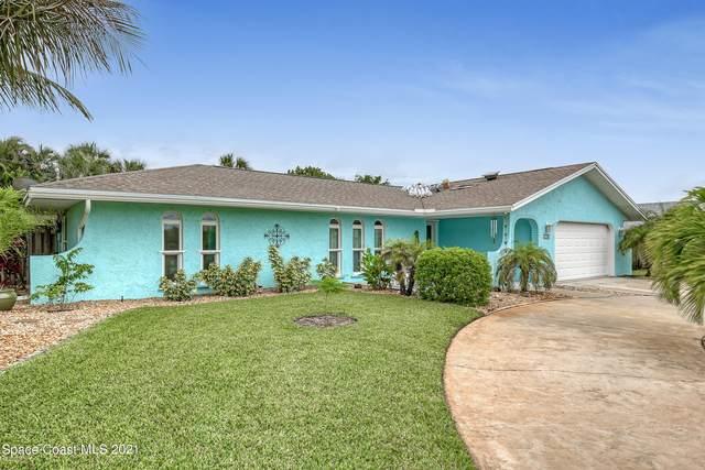 2102 Rosewood Drive, Melbourne Beach, FL 32951 (MLS #909868) :: Blue Marlin Real Estate