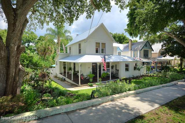 40 Barton Avenue, Rockledge, FL 32955 (MLS #909873) :: Premium Properties Real Estate Services