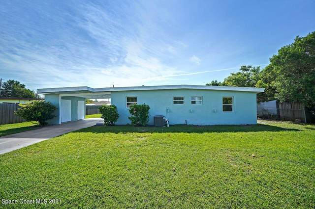 1197 Croton Road, Melbourne, FL 32935 (MLS #909880) :: Blue Marlin Real Estate
