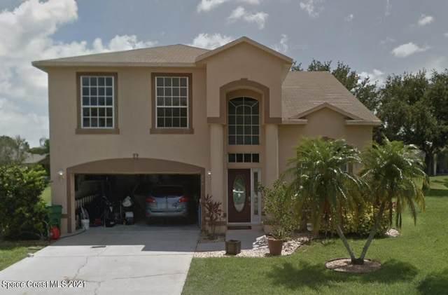 964 Shaw Circle, Melbourne, FL 32940 (MLS #909886) :: Blue Marlin Real Estate