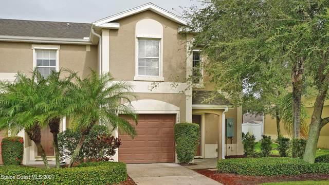 2615 Revolution Street #104, Melbourne, FL 32935 (MLS #909930) :: Blue Marlin Real Estate