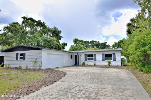 2210 Dartmouth Drive, Cocoa, FL 32926 (MLS #909935) :: Engel & Voelkers Melbourne Central