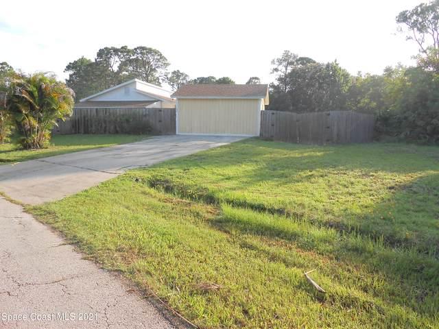 851 Arabia Road SE, Palm Bay, FL 32909 (MLS #909955) :: Premium Properties Real Estate Services