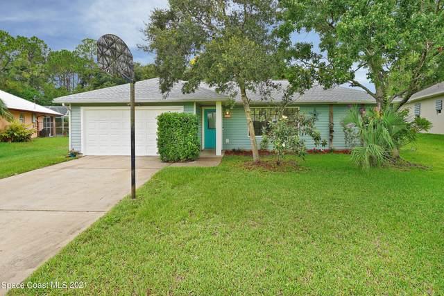 507 Balcom SE, Palm Bay, FL 32909 (MLS #909982) :: Keller Williams Realty Brevard
