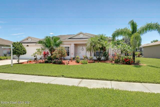 5527 Indigo Crossing Drive, Rockledge, FL 32955 (MLS #909991) :: Blue Marlin Real Estate