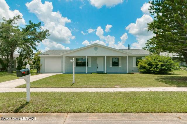959 Beaumont Lane, Rockledge, FL 32955 (MLS #909994) :: Premium Properties Real Estate Services
