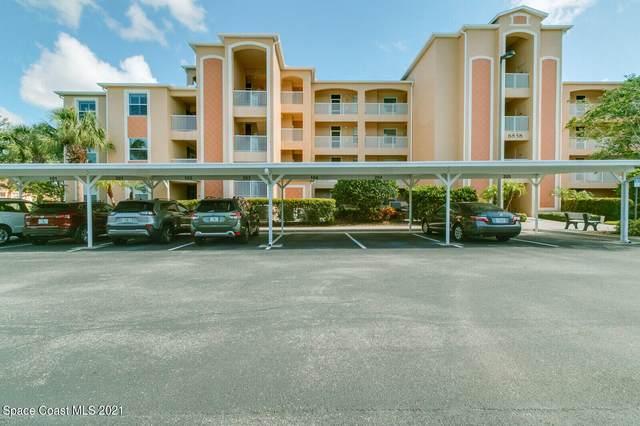 6858 Toland Drive #203, Melbourne, FL 32940 (MLS #909998) :: Blue Marlin Real Estate