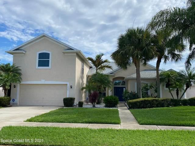 5029 Wexford Drive, Rockledge, FL 32955 (MLS #910015) :: Premium Properties Real Estate Services