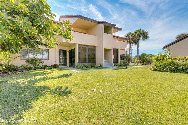 1145 N Shannon Avenue #46, Indialantic, FL 32903 (MLS #910018) :: Keller Williams Realty Brevard