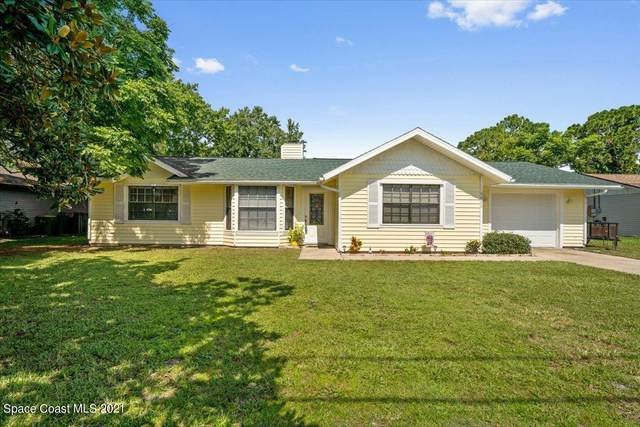 6000 Cannon Avenue, Cocoa, FL 32927 (MLS #910020) :: Engel & Voelkers Melbourne Central