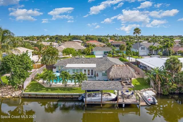 635 Jackson Court, Satellite Beach, FL 32937 (MLS #910049) :: Keller Williams Realty Brevard