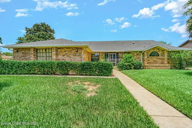 1235 Golden Pond Lane, Rockledge, FL 32955 (MLS #910059) :: Blue Marlin Real Estate