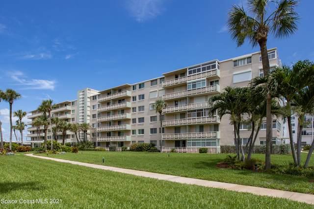 2020 N Atlantic Avenue N #105, Cocoa Beach, FL 32931 (MLS #910094) :: Keller Williams Realty Brevard