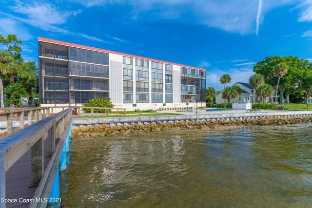 525 Indian River Avenue #302, Titusville, FL 32796 (MLS #910097) :: Blue Marlin Real Estate