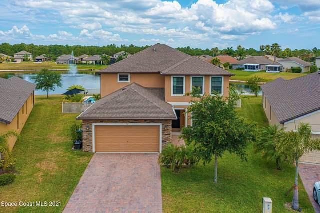 791 Dillard Drive SE, Palm Bay, FL 32909 (MLS #910101) :: Premium Properties Real Estate Services