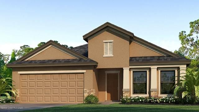 4027 Broomsedge Circle, West Melbourne, FL 32904 (MLS #910107) :: Blue Marlin Real Estate